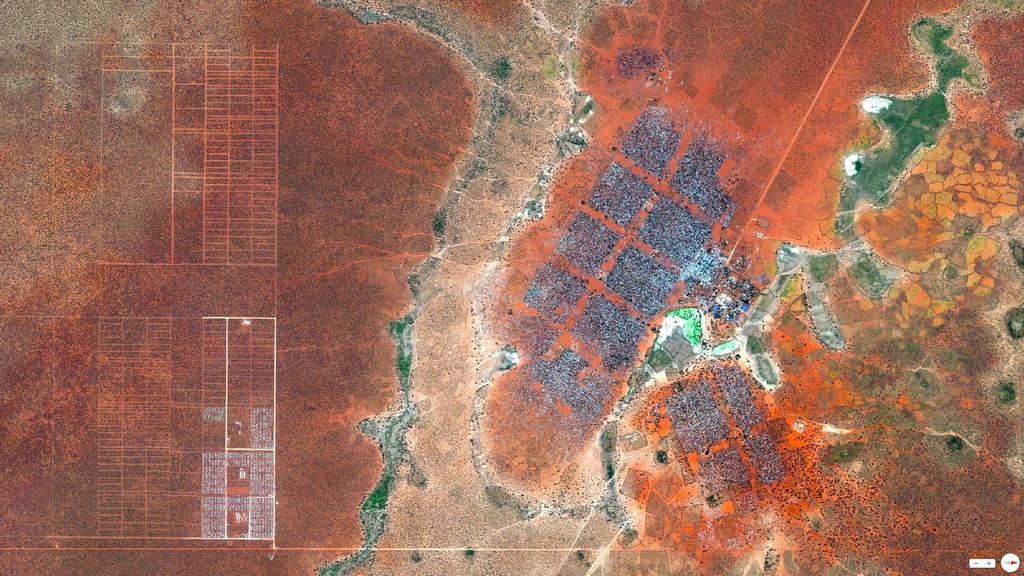 Dadaab Refugee Camps - Dadaab, Kenya