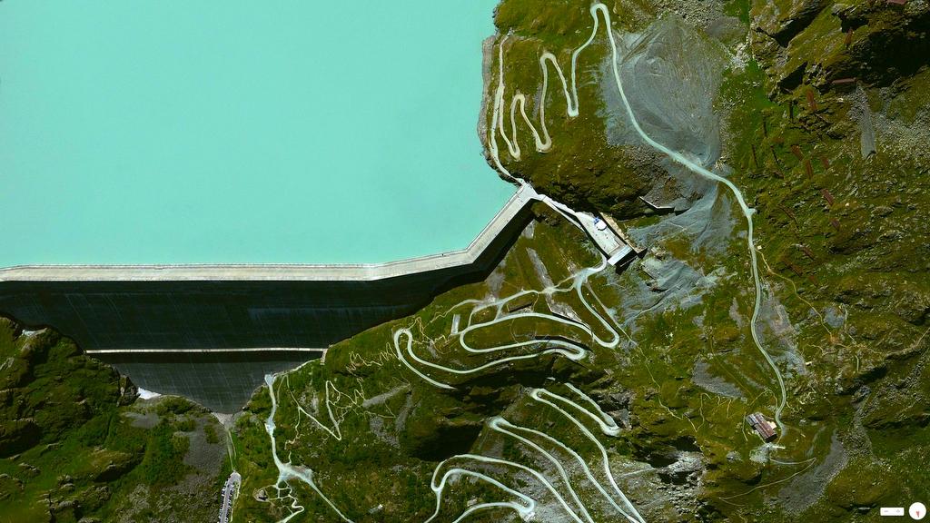 Grande Dixence Dam - Hérémence, Switzerland