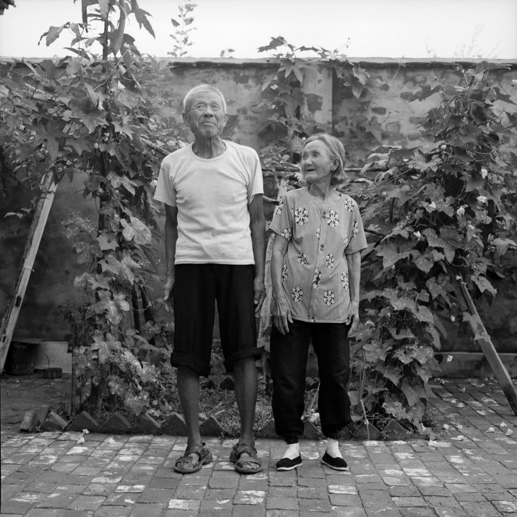 Liu Shiu Ying and her husband, 79, [2006] (1926-2013)
