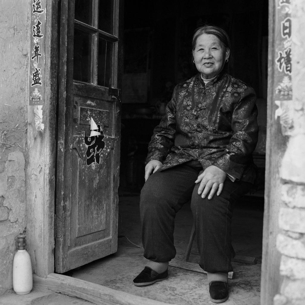 Su Xi Rong portrait, 75, [2008] (1933—)