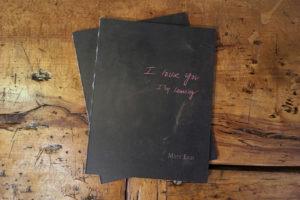 Matt Eich - I Love You, I'm Leaving