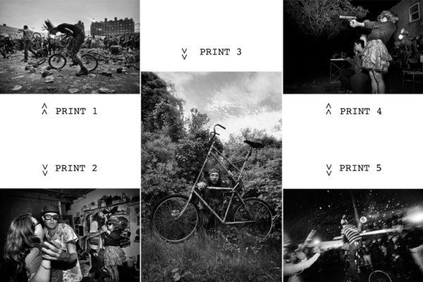 Bike Kill - Special Edition Prints