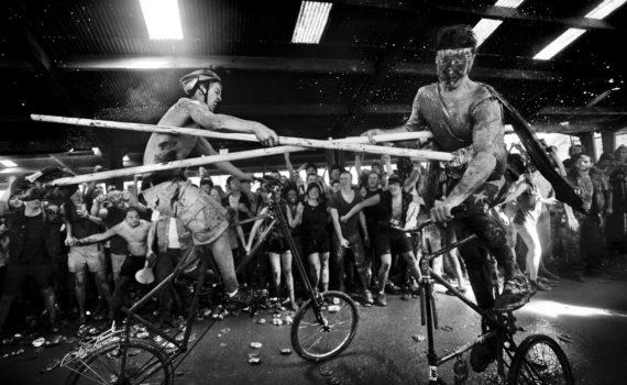 Bike Kill - Julie Glassberg
